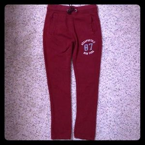 Aeropostale NWOT Embroidered NY Sweatpants X-Small